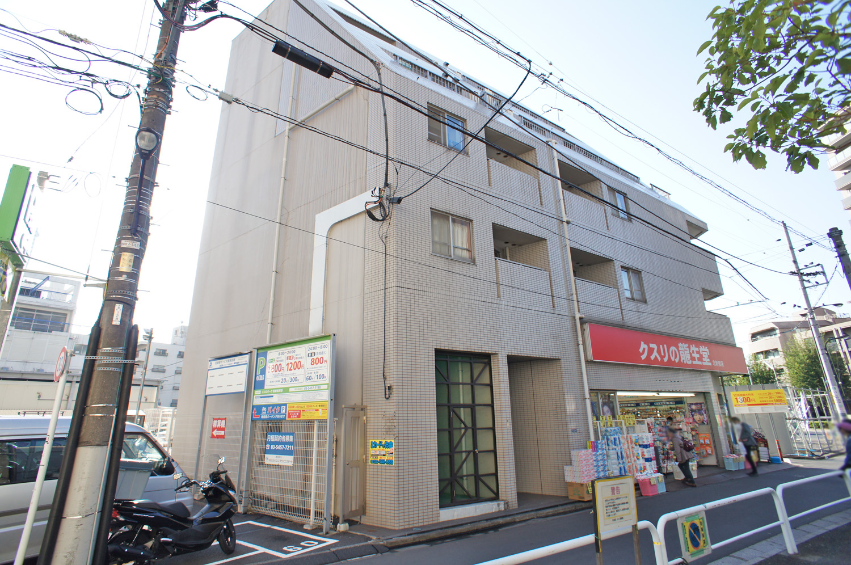 東京家具付きステージ西新宿 外観.jpg