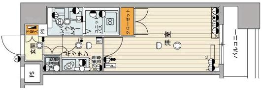 v shinagawa madori