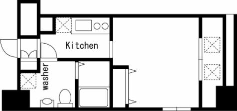 家具付き賃貸マストライフ目黒