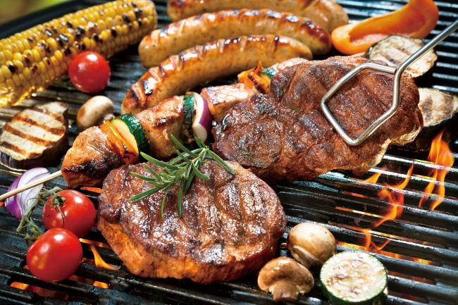 ALOHA BBQ BEERGARDEN 肉