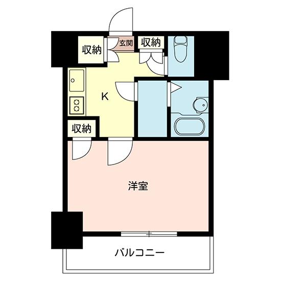 スカイコート神田